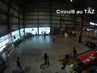Circul8 Flatland au TAZ Skatepark