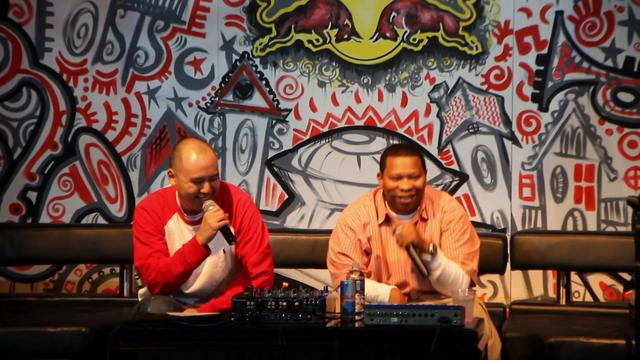 RBMA Session New Orleans: Mannie Fresh