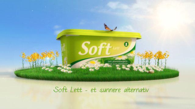 Soft Lett - Øyedrops