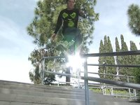 """Check out the full article here: http://www.be-mag.com/article/1860-Lyle-Shivak-One-Minute-One-Spot  Lyle Shivak took 45 minutes to kill the legendary Ghetto Park in San Diego in between filming spots for his upcoming section in """"Feste..."""
