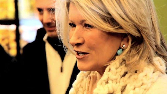 Martha Stewart/Fairway Market