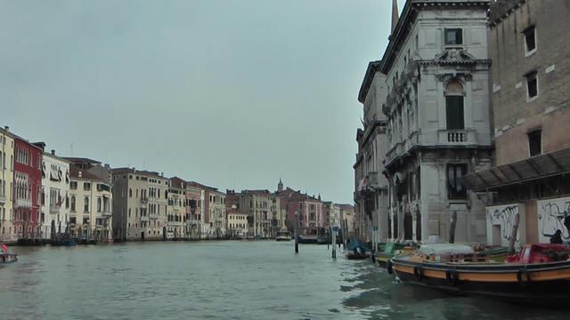 Venice The Grand Canal/Canal Grande tour