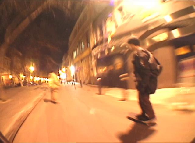 La Capsule Magenta - Marseille 02/11 - Magenta Skateboards