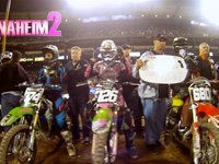 GoPro HD: Anaheim 2 Monster Energy Supercross 2011