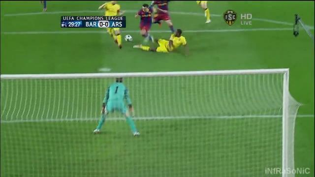 Barcelona Arsenal Highlights