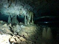 """Cenote """"The Pit"""" (Messico)"""