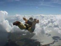 Skydive Sylt 2004