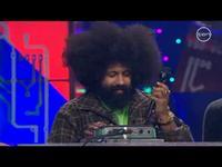 Reggie Watts on Australian TV 25th May 09 Pt.1
