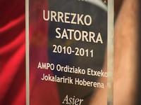 Urrezko Satorra