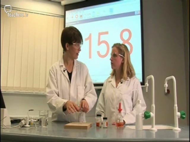 Teachers TV: KS3/4 Science - Banging Chemistry