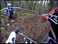 Angel Fire Pro Downhill Track Helmet Cam