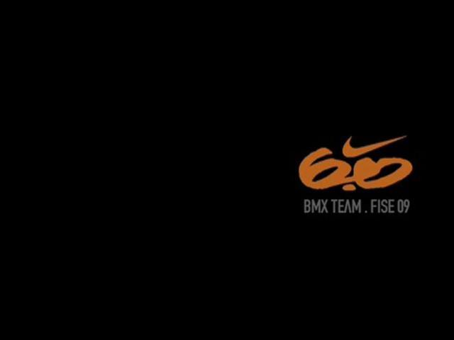 Nike 6.0 @ FISE 2009, BMX