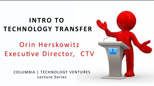 Tech transfer: Patents, start-ups and technology licensing