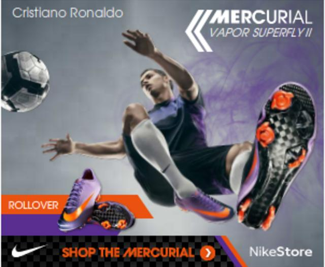 Gallery For > Nike Soccer Ads