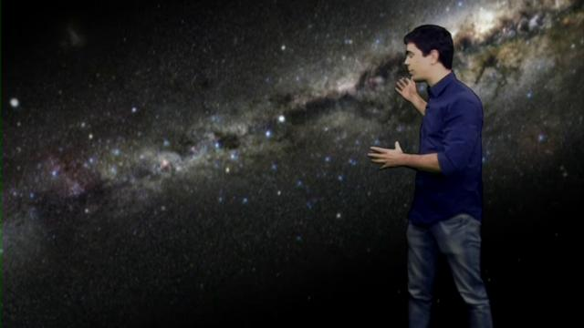 Alejo - from earth to the edge of the universe