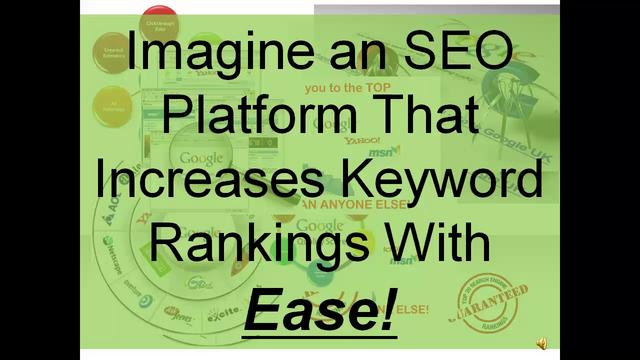 """An Automated SEO Platform"""