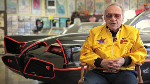 George Barris of Barris Kustom: History and Inspiration