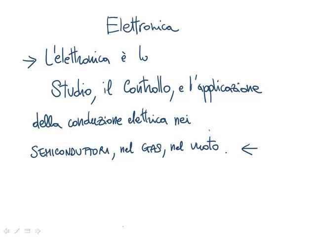 Elettronica 2011 - Lezione 1 - Introduzione e cronologia