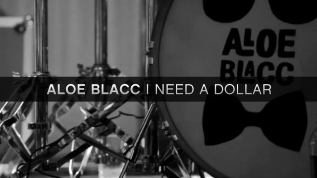 Video: Aloe Blacc – I Need A Dollar (LRG Re-Shoot)