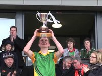 2011 BT MacLarnon Cup Champions