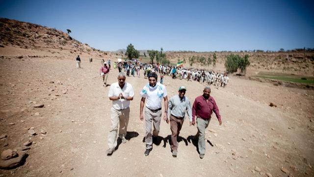 Thank you from Shak + Seglamen Village, Ethiopia.