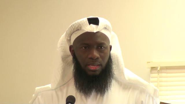 03/18/2010 Khutba given by Imam Muhammad Ndiaye - The Day Of Regrets