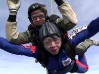 my first 15K...SKYDIVING!!!