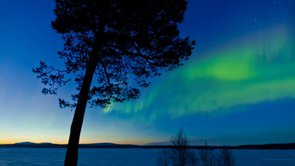 The Aurora – Natural light in the sky