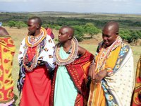 The People of the Maasai Mara