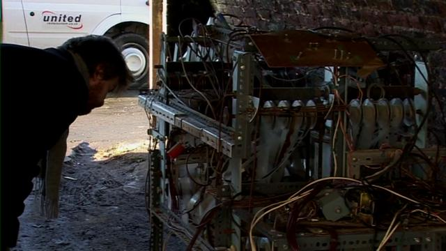 Video | Daphne Oram's Oramics Synthesizer