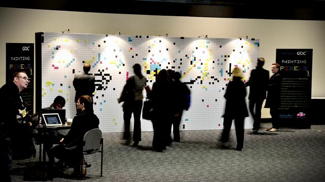Painting with Pixels, un time lapse homenaje al pixel
