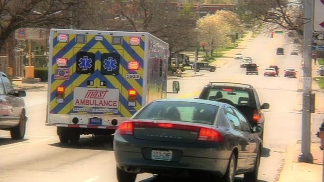 Adrenaline!  EMS Careers in Kansas City