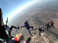 Skydive Sebastian March Madness 2011