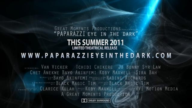 Nollywood Feature - Paparazzi Eye In The Dark Trailer 2
