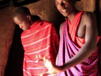 Living-The Maasai Way