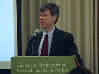 Keynote Address, Jeffrey D. SachsCERC Symposium