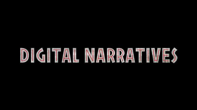 Narratives >> Digital Narratives Trailer on Vimeo