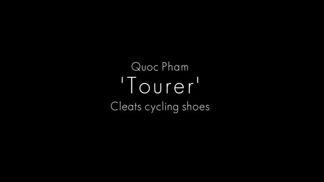 Video | Quoc Pham Cycling Shoes