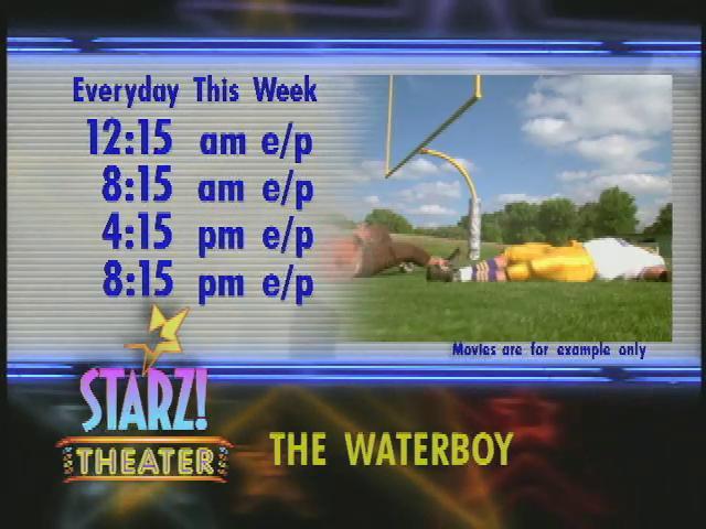 Vimeo Starz Theater