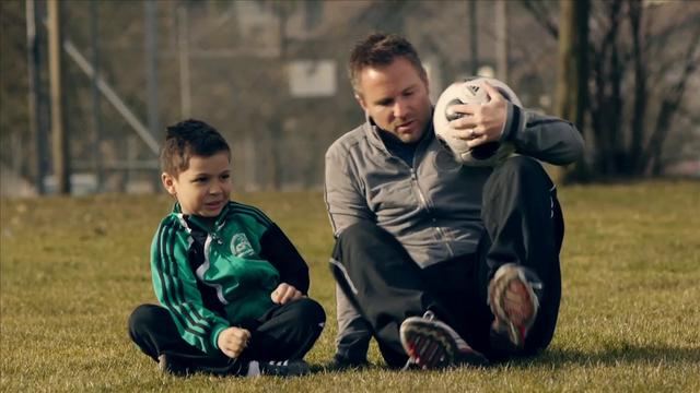 Dad & Son Football Session
