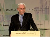 German Marshall fund of the US (Brussels Forum)