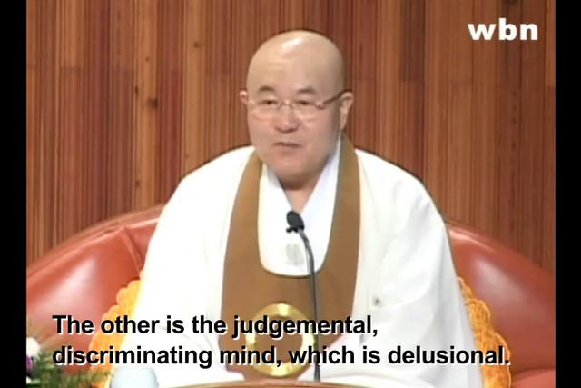 Ven. Kyungsan's Dharma Talk for the Great Enlightenment Day