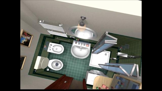 modello virtuale per la ristrutturazione di un piccolo ...
