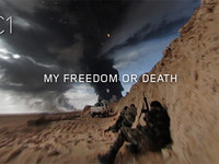 Condition ONE App Sticks Your Face In The Middle Of War