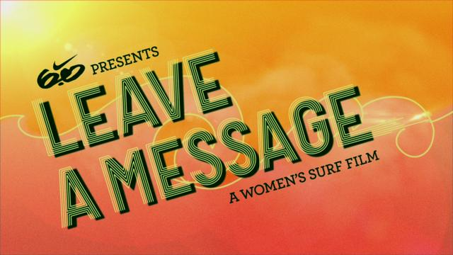 Thumbnail of video Leave A Message Trailer