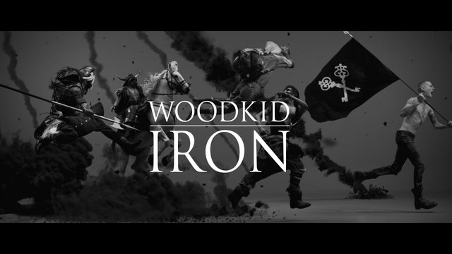 Thumbnail of video Woodkid - Iron