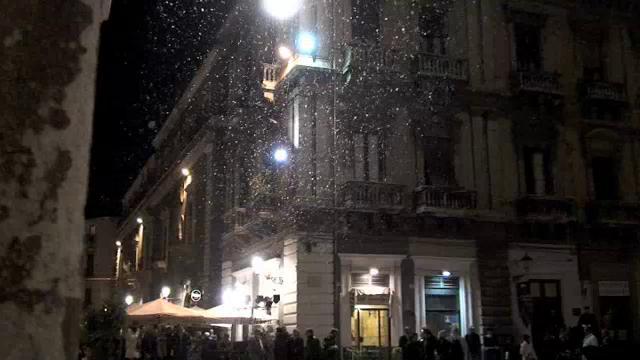 Effetto Nevicata Di Schiumà