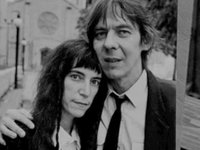 Patti Smith & Fred Smith - It Takes Time