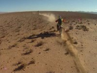 Enniskillen Boyos in Morocco with Honda