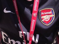 Belfast boy with Arsenal in Israel